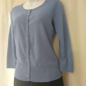 Ann Taylor Sweaters - Blue Sweater Ann Taylor Women's Sz XS
